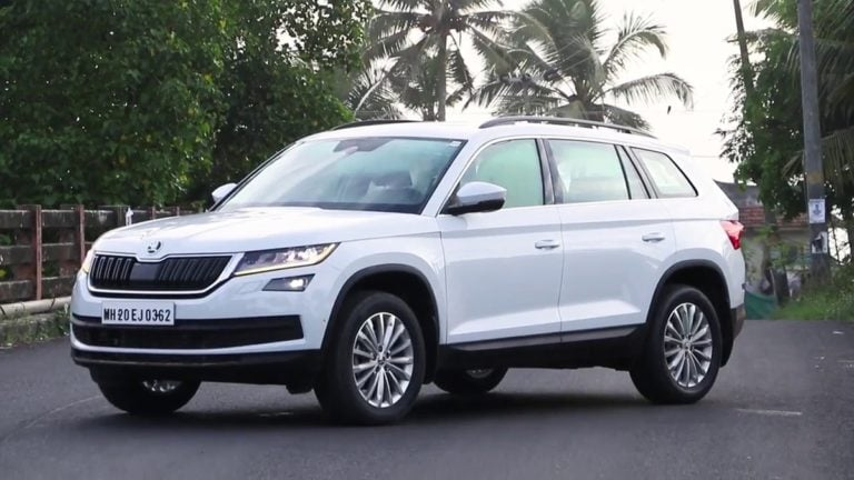 Skoda Kodiaq petrol India launch by 2020, Kodiaq RS on the cards too.
