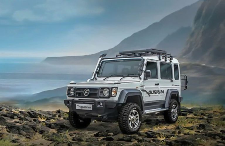 New Force Gurkha to be unveiled at Auto Expo 2020