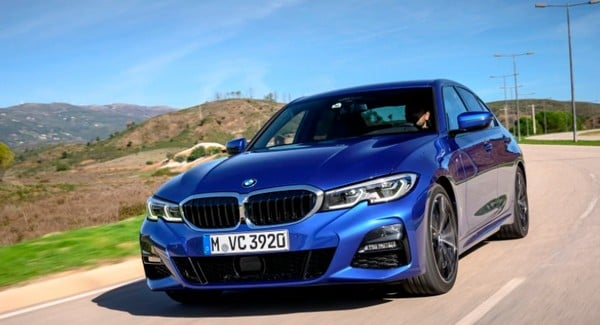 BMW 3series facelift image