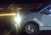 Volkswagen Polo spied image
