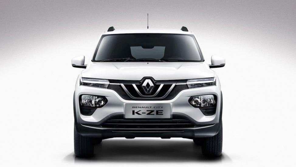 Renault Kwid Facelift India image