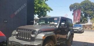 New Jeep Wrangler Rubicon image