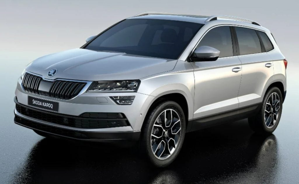 The Skoda Karoq is among another very hotly anticipated upcoming cars at 2020 Auto Expo.