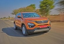 Tata Harrier june sales image