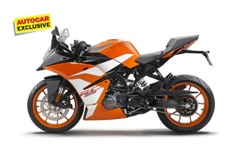 KTM RC125 Bookings Commence At Select Dealerships – Details!