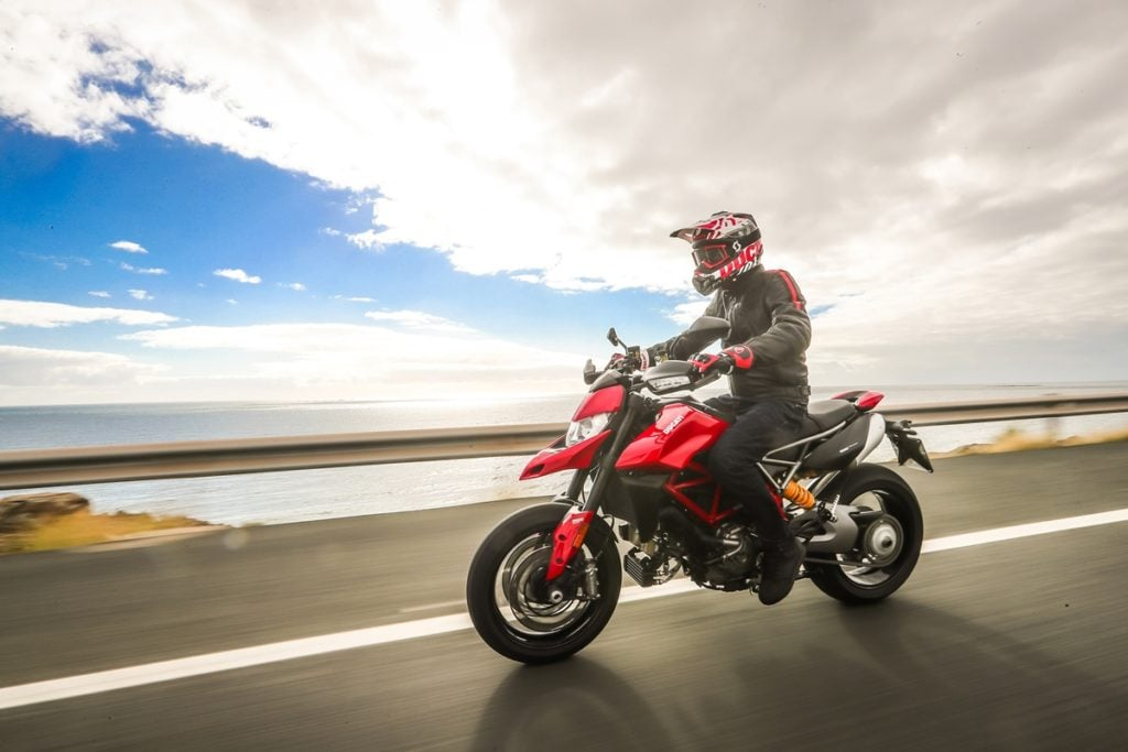 Ducati Hypermotard 950 launched in India. Price - 11.99 lakhs (ex-showroom)