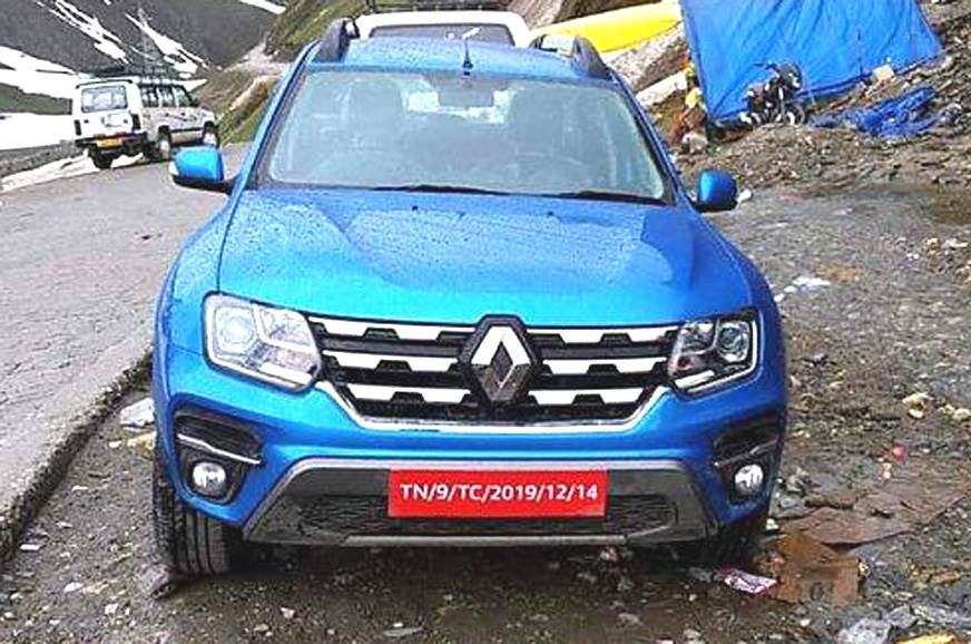 Renault Duster Facelift prices image