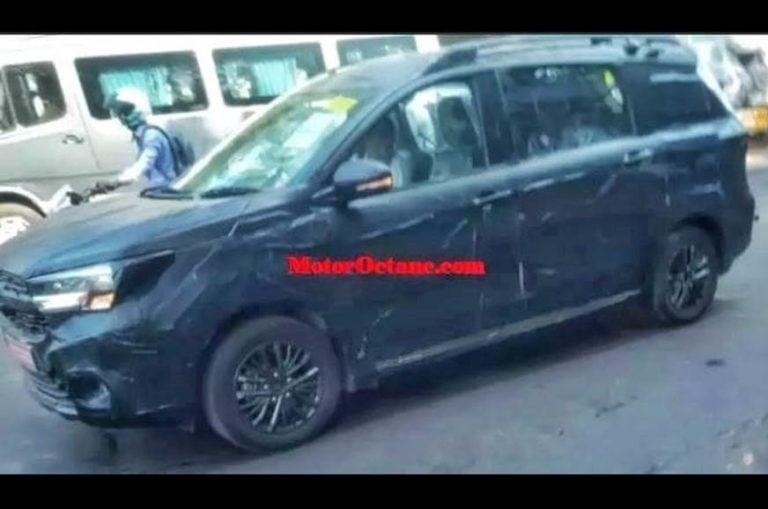 Maruti Suzuki Ertiga Cross to Launch in August 2019; To be sold via Nexa Dealerships