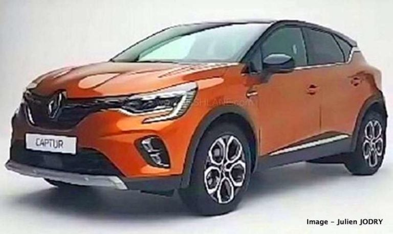 New Renault Captur Images Leaked; India Launch Unlikely
