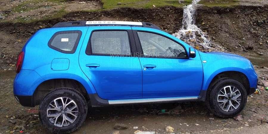 Renault Duster facelift image1