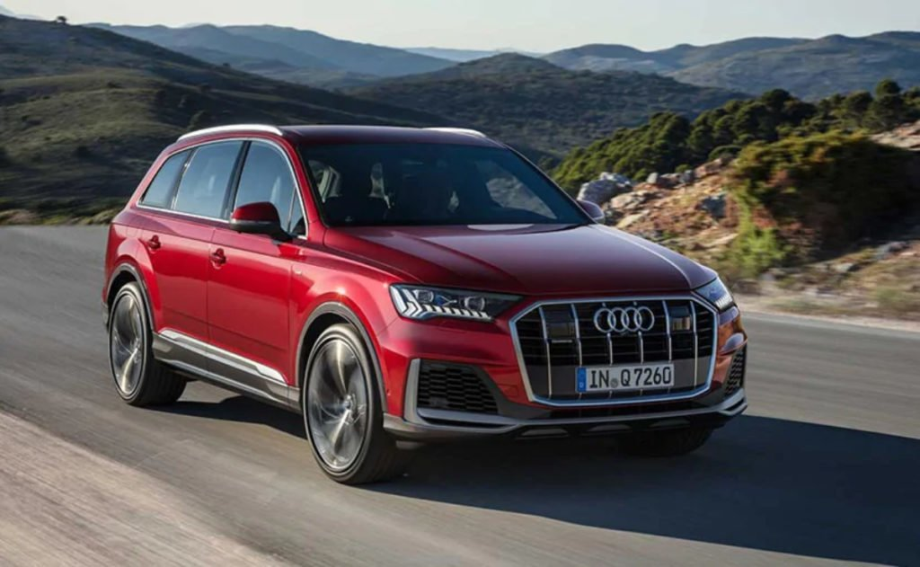 Audi Q7 facelift globally unveiled