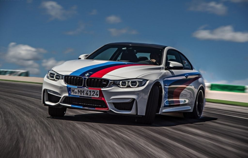BMW M4, one of BMW's best M cars