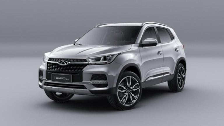 The Tata Blackbird SUV Will Be A Rebadged Chery Tiggo 5X Sold In China