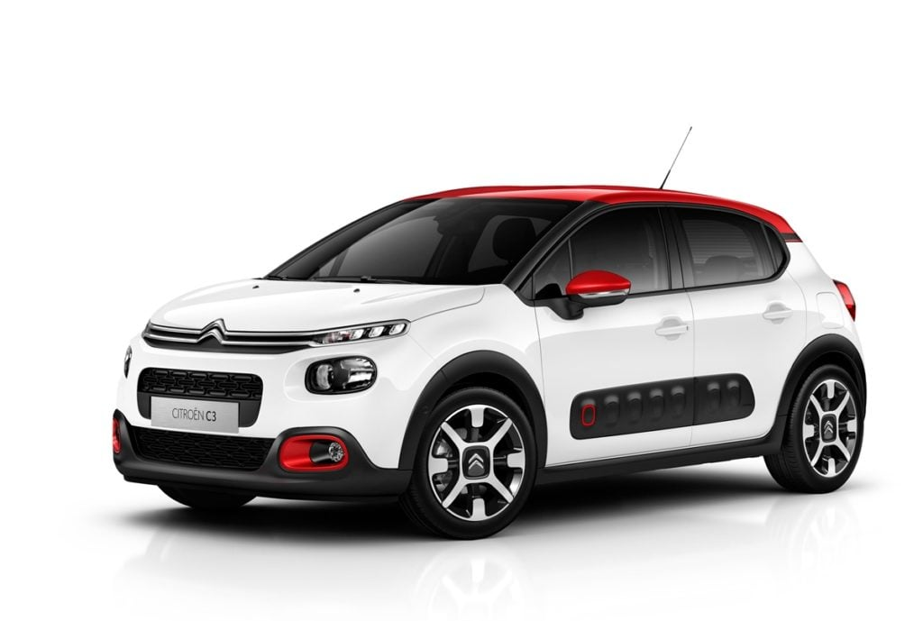 The Citroen compact SUV will be based on the Citroen C3 sold internationally