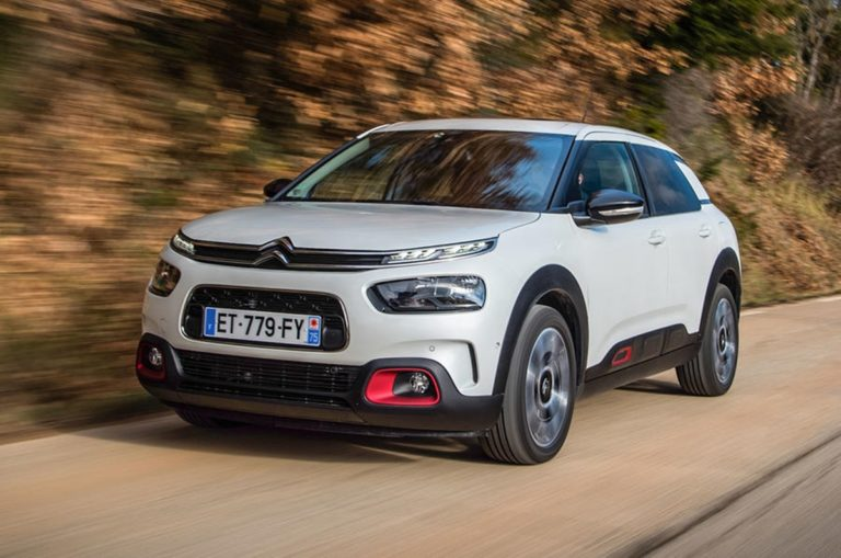 Citroen is Aiming to have Electric or Hybrid Version of all its Cars by 2025.