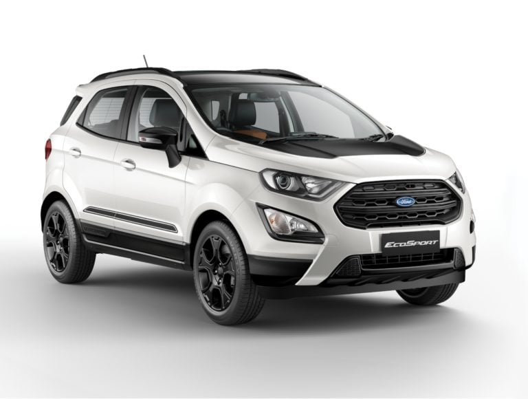 Ford EcoSport Thunder Edition Launched – Prices And Details!
