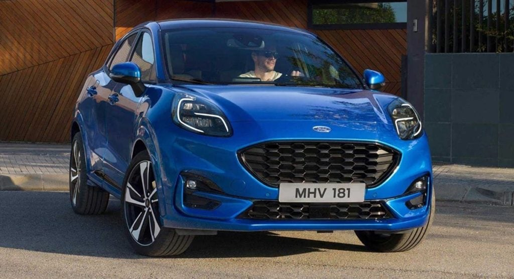 Ford Puma Unveiled