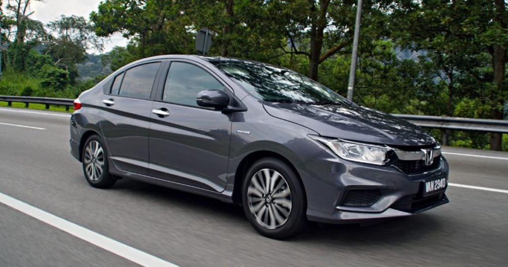 Honda City updated with new safety features