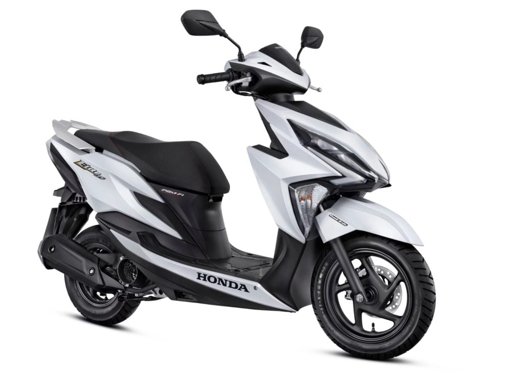 Honda Elite Bs 6 Scooter Spied Launching On 12th June