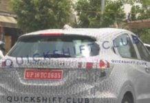 Honda HR-V spotted image