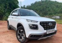 Hyundai Venue Petrol Automatic Review