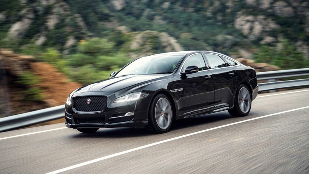 Jaguar XJ to be discontinued; Electric successor in the works