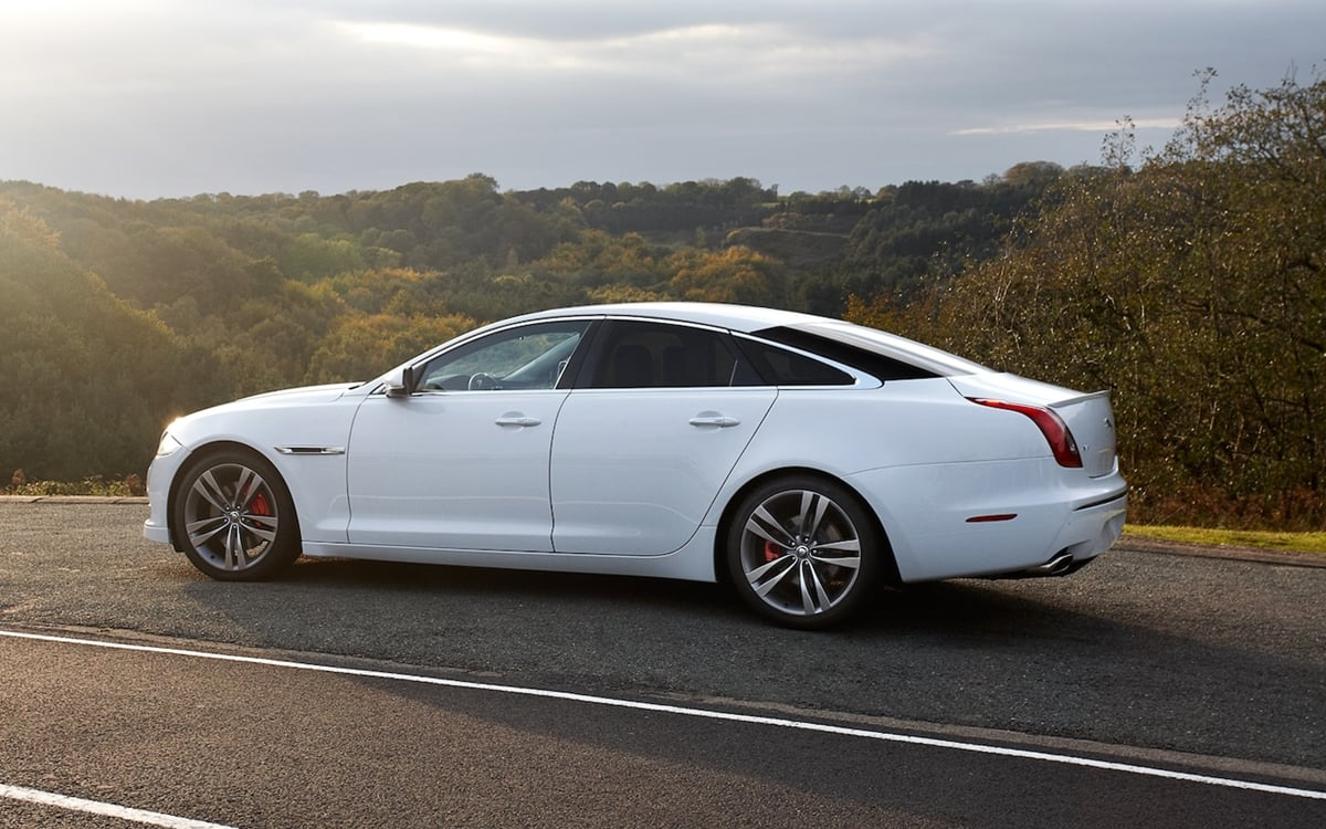 Jaguar Xj To Be Discontinued Electric Successor In The Works