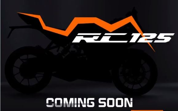 KTM RC125 Official Teaser Out; Launch Expected This Month!
