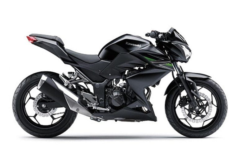 Kawasaki Z250 Discontinued In India; Z300 Might Replace It!