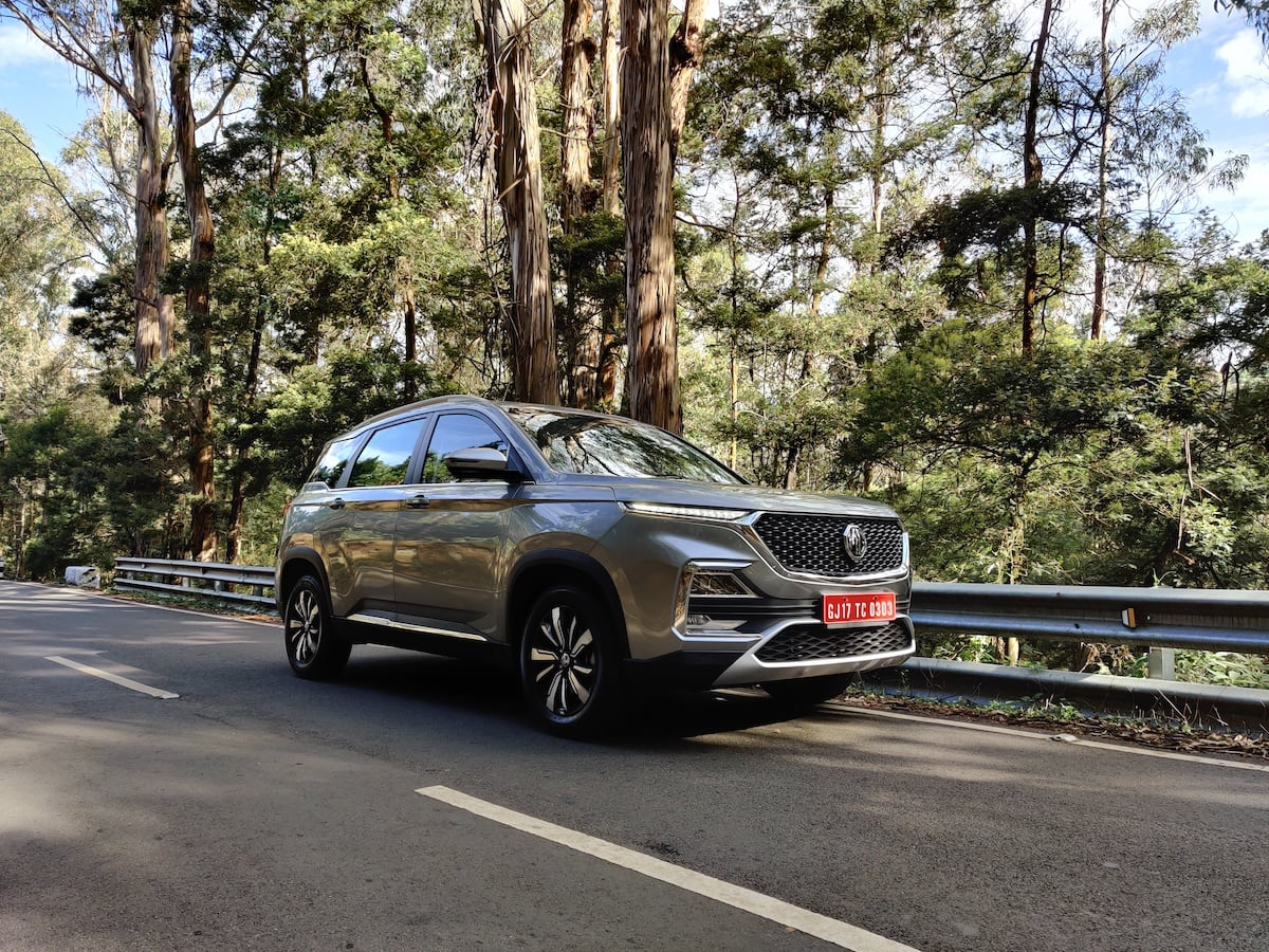 Seven Seater Mg Hector Likely To Be Launched By March 2020