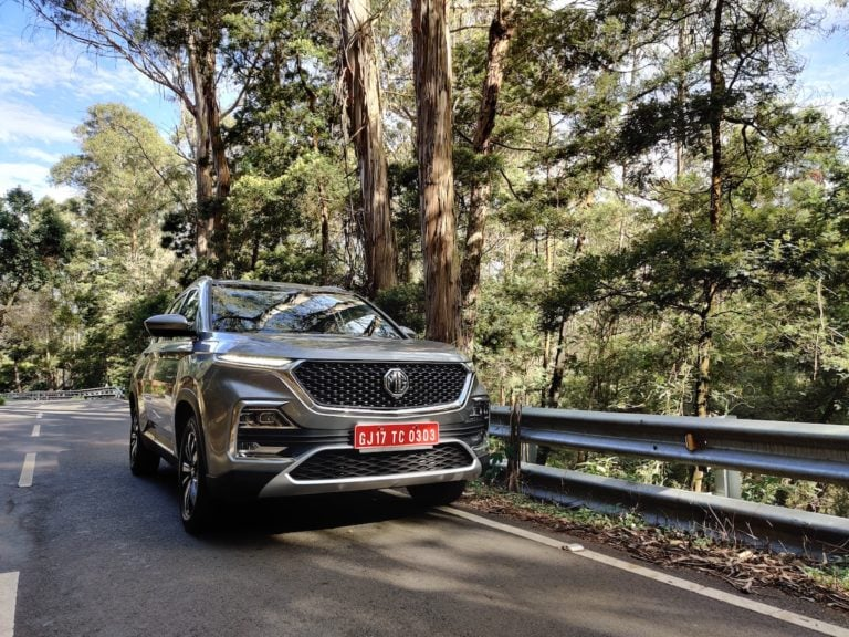 MG Hector August Sales Crosses 2,000 Units; Now Bookings Stand At 39K