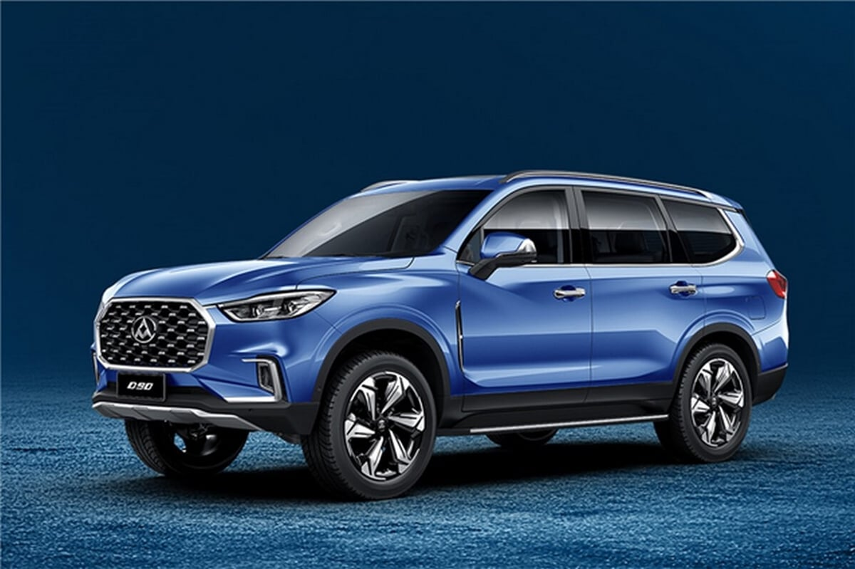 MG Motors to Launch Another SUV by Diwali 2020 - Maxus D90