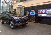 Mahindra World Of SUVs