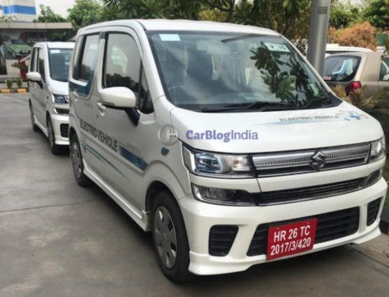Maruti Suzuki's EV Will Be Sold Through The Nexa Dealerships