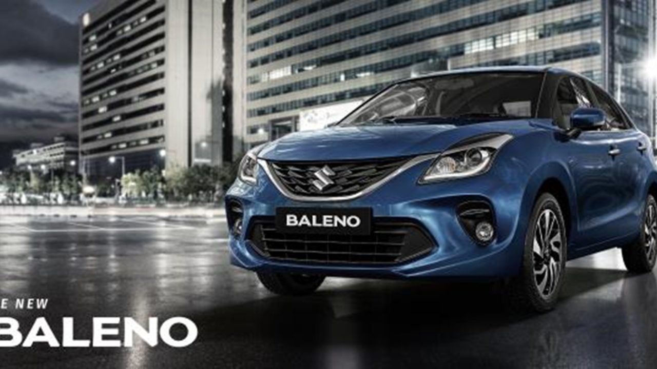Maruti Suzuki Baleno Crosses 6 Lakh Units In A Record 44 Months