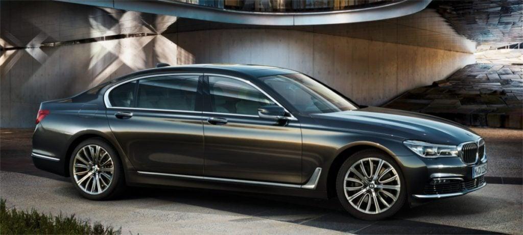 New BMW 7 series image