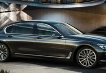 New BMW 7 series image