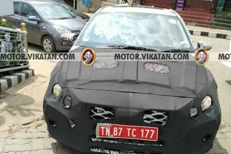 New Hyundai i20 To Get Sunroof And Projector Headlamps – Spy Shots!