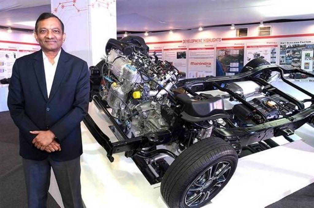 Pawan Goenka on the new Mahindra BS-VI engines