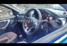 Renault Duster Facelift Interiors image