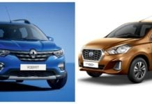 Renault Triber vs Datsun GO Plus image