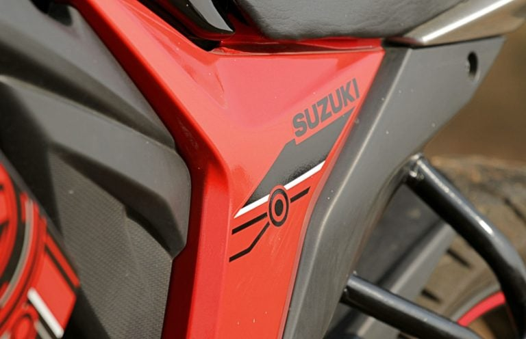 Suzuki Is Developing An All-New Electric Two-Wheeler For India
