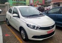 Tata Tigor EV front image
