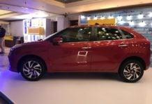 Toyota Glanza sales june