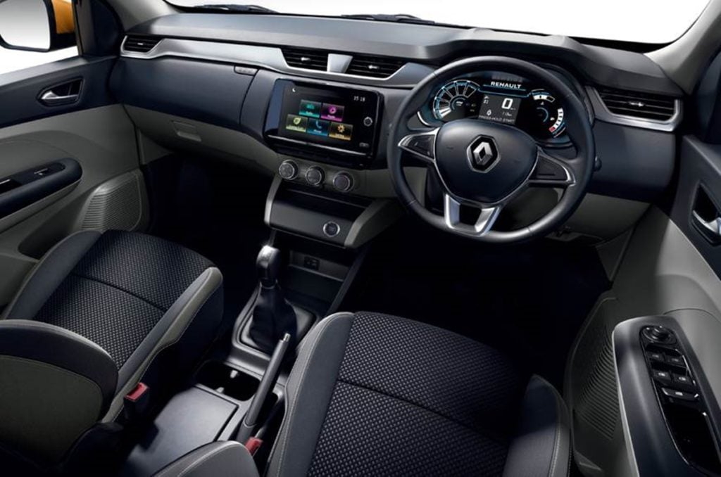 The Renault Triber top trim will come very well loaded with features