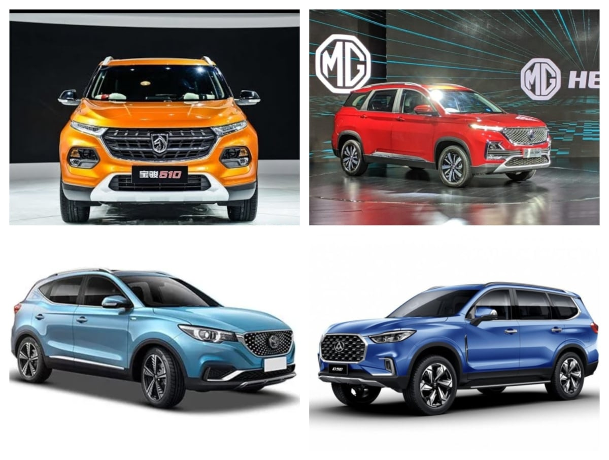 Mg Motors Upcoming Cars For The Indian Market After Hector