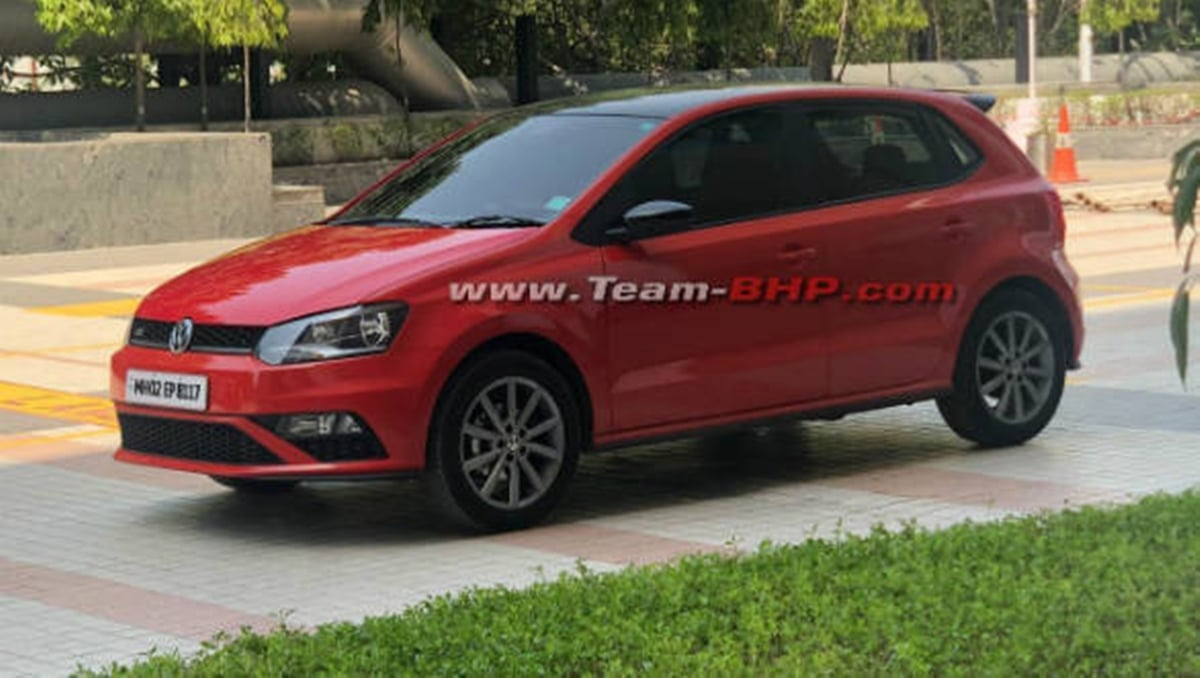 Volkswagen Polo And Vento Facelift Spotted Undisguised
