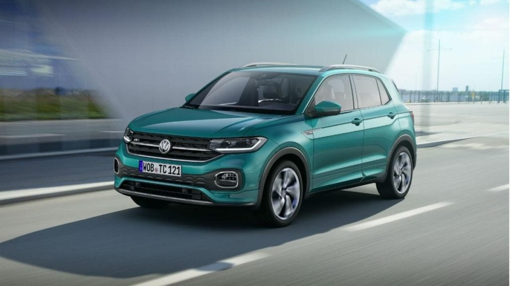 Volkswagen T-Cross to be manufactured in India