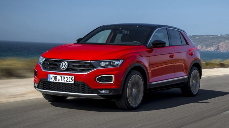 New Volkswagen SUV Launching Before Diwali 2019; Is It The T-ROC?