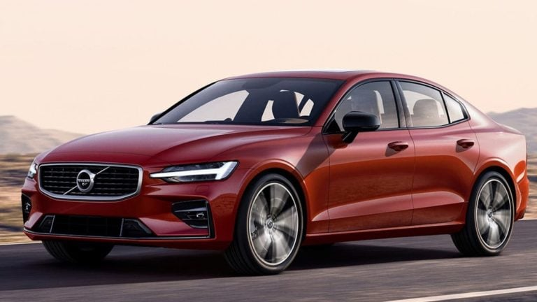 The New Volvo S60 Will Come to India in 2020 and Could Be Locally Assembled